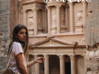 Destination Jordanie